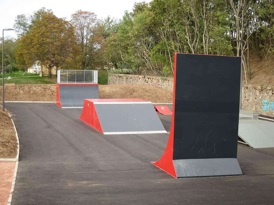 Skatepark d'Irigny (69)