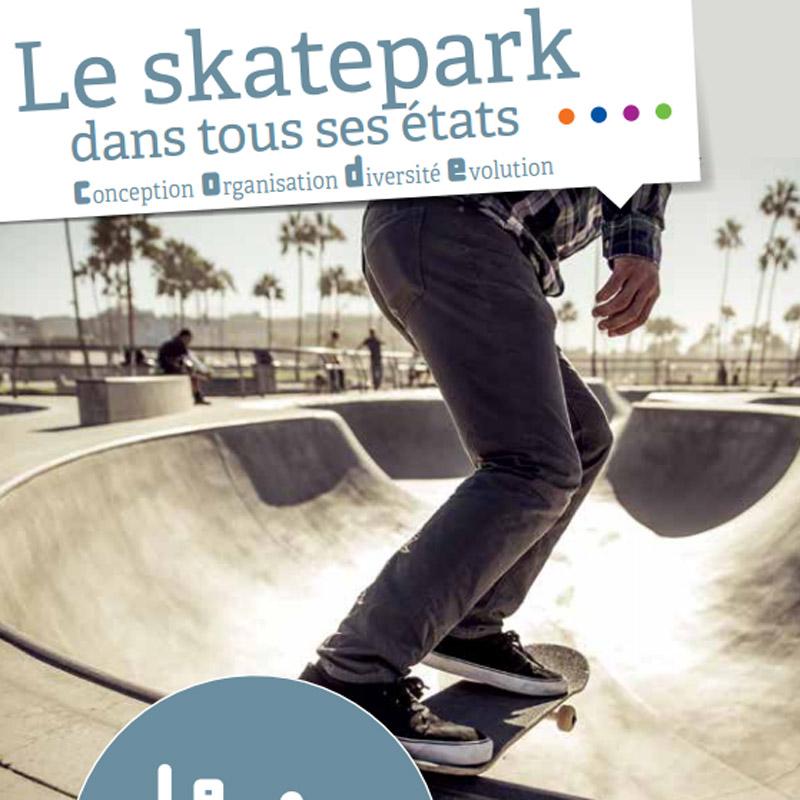 Transalp présent dans le C.o.d.e. du skatepark