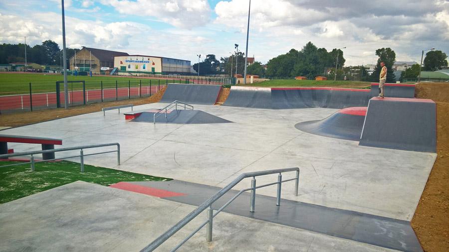 Skatepark de Meaux (77)