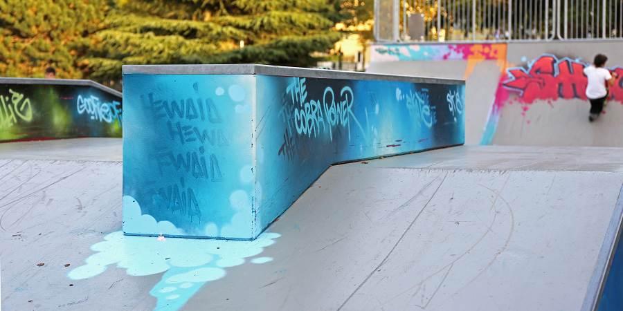 Skatepark de Nanterre (92)