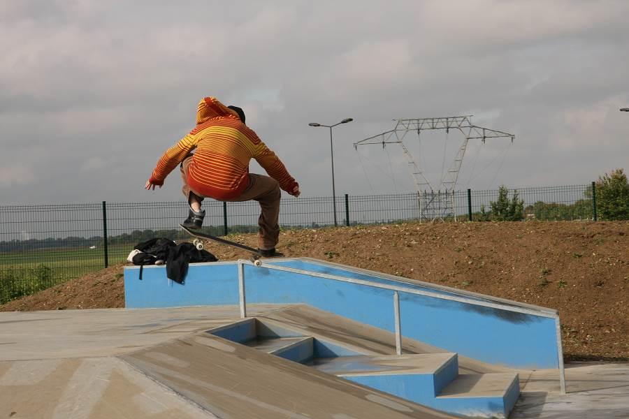 Skatepark de Noisy-le-Roi (78)